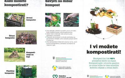 Info letak o kompostiranju